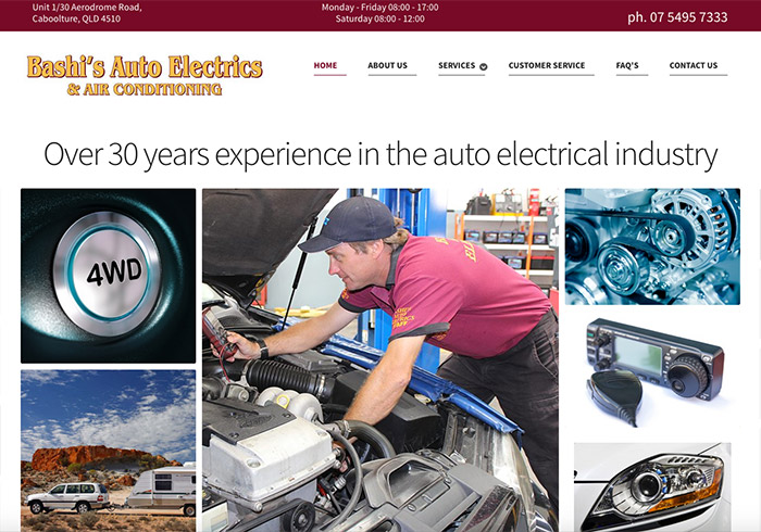 Bashis Auto Electrical