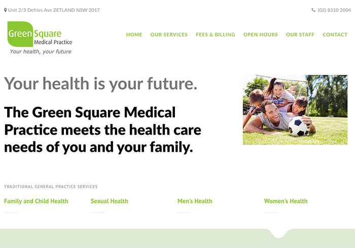 Green Square Medical Practice