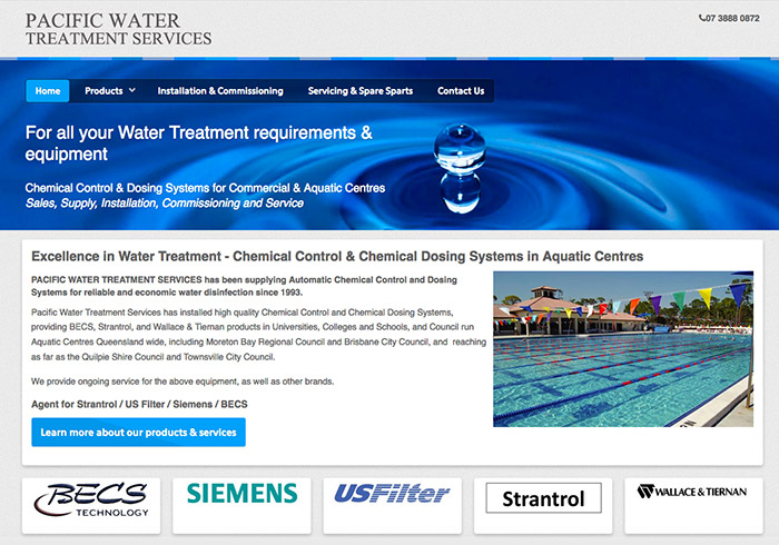 Pacific Water Treatment